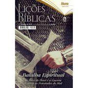 Revista CPAD Lições Bíblicas EBD ALUNO 1° TRIM. 2019