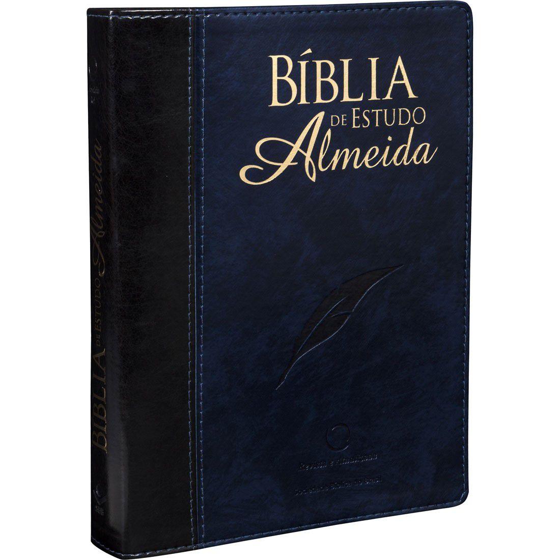 Bíblia de Estudo Almeida ARA  - Livraria Betel