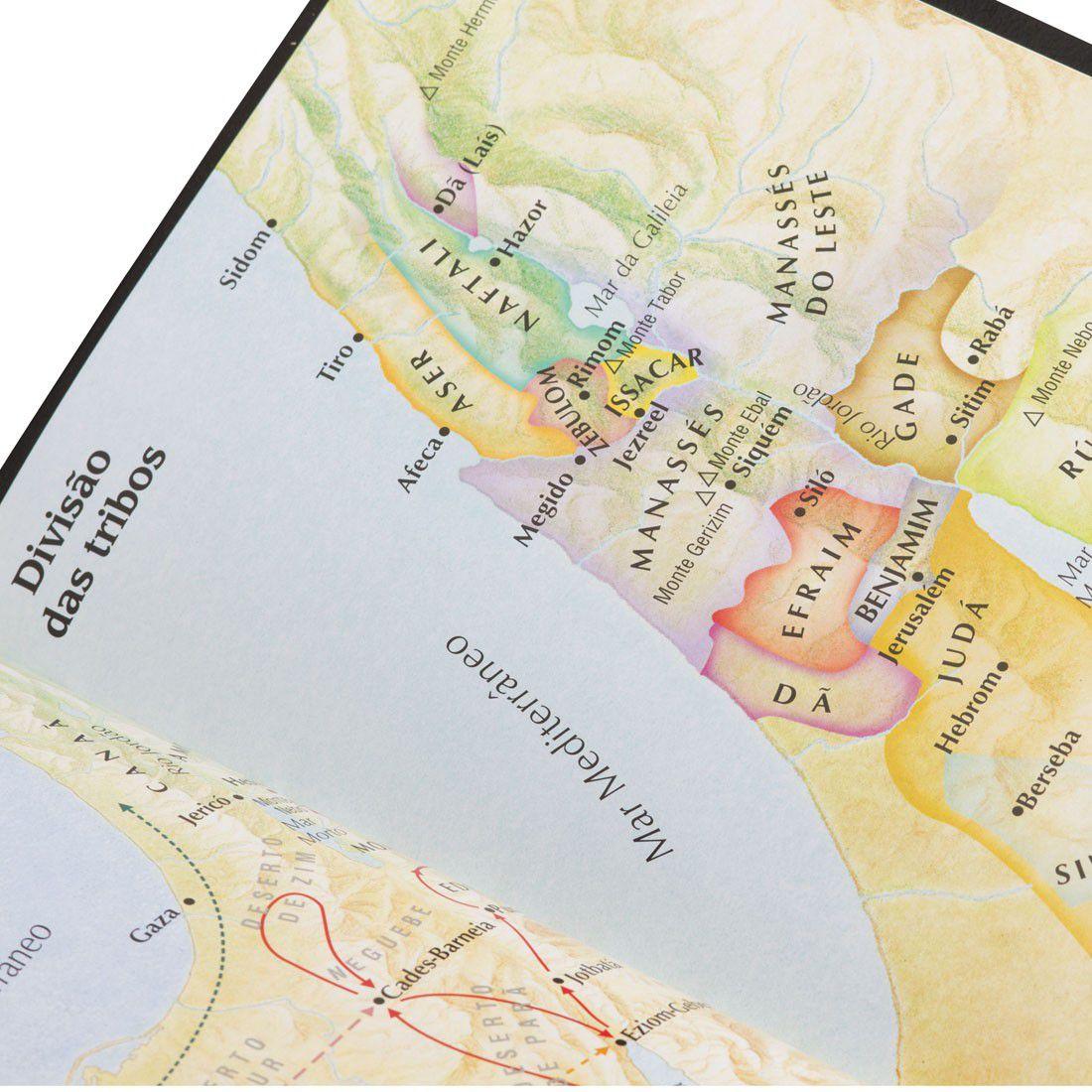 Bíblia de Estudo do Expositor Jimmy Swaggart (Preta)  - Livraria Betel