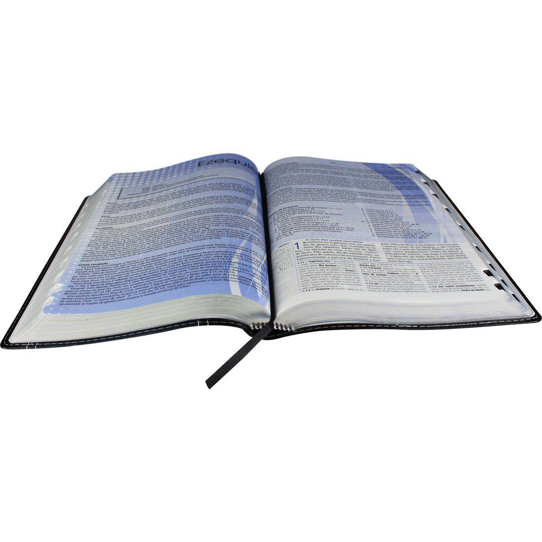 Bíblia de Estudo Plenitude ARA  - Livraria Betel