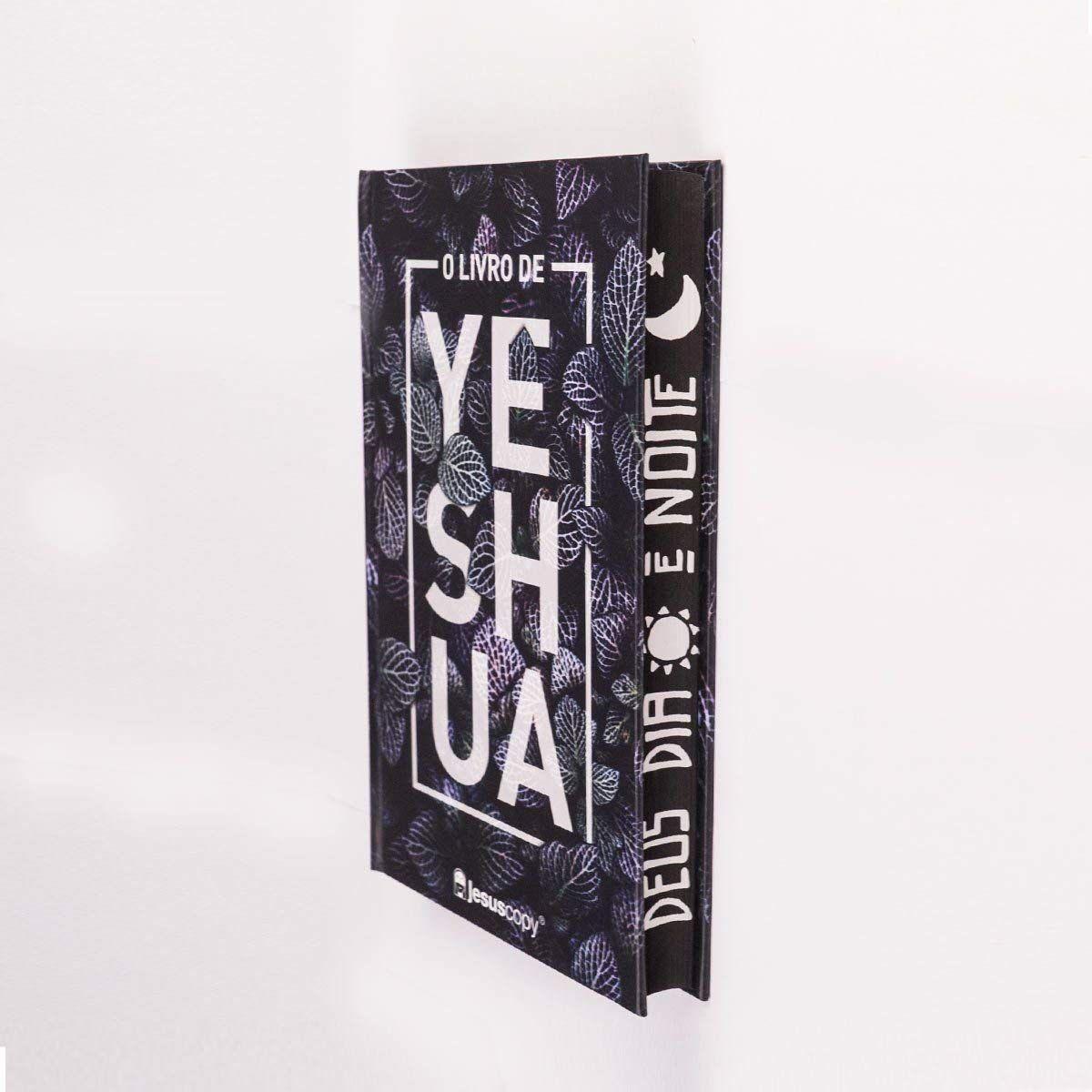 Bíblia Jesus Copy Yeshua NVI  - Livraria Betel
