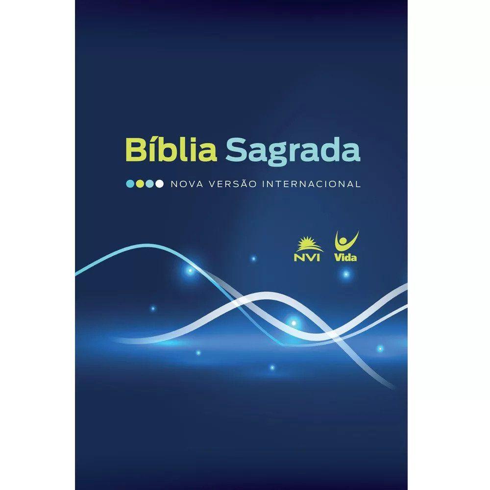 Bíblia NVI brochura média  - Livraria Betel
