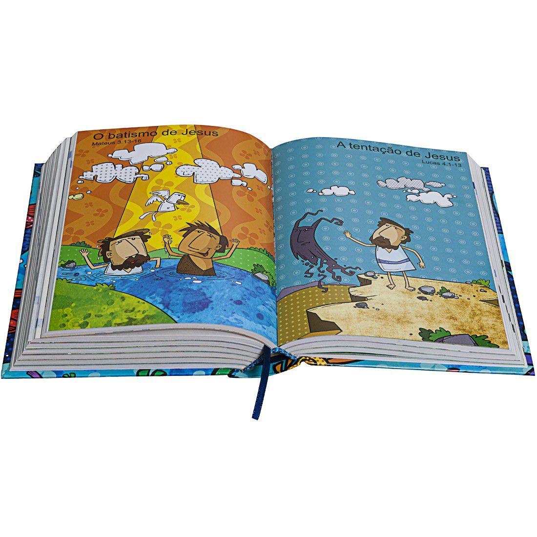 Bíblia Sagrada Palavra da Vida NTLH  - Livraria Betel