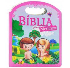 Livro Bíblia para Meninas (Maleta)  - Livraria Betel