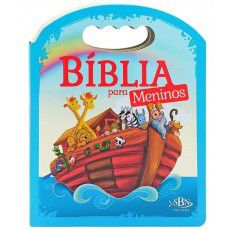 Livro Bíblia para Meninos (Maleta)  - Livraria Betel