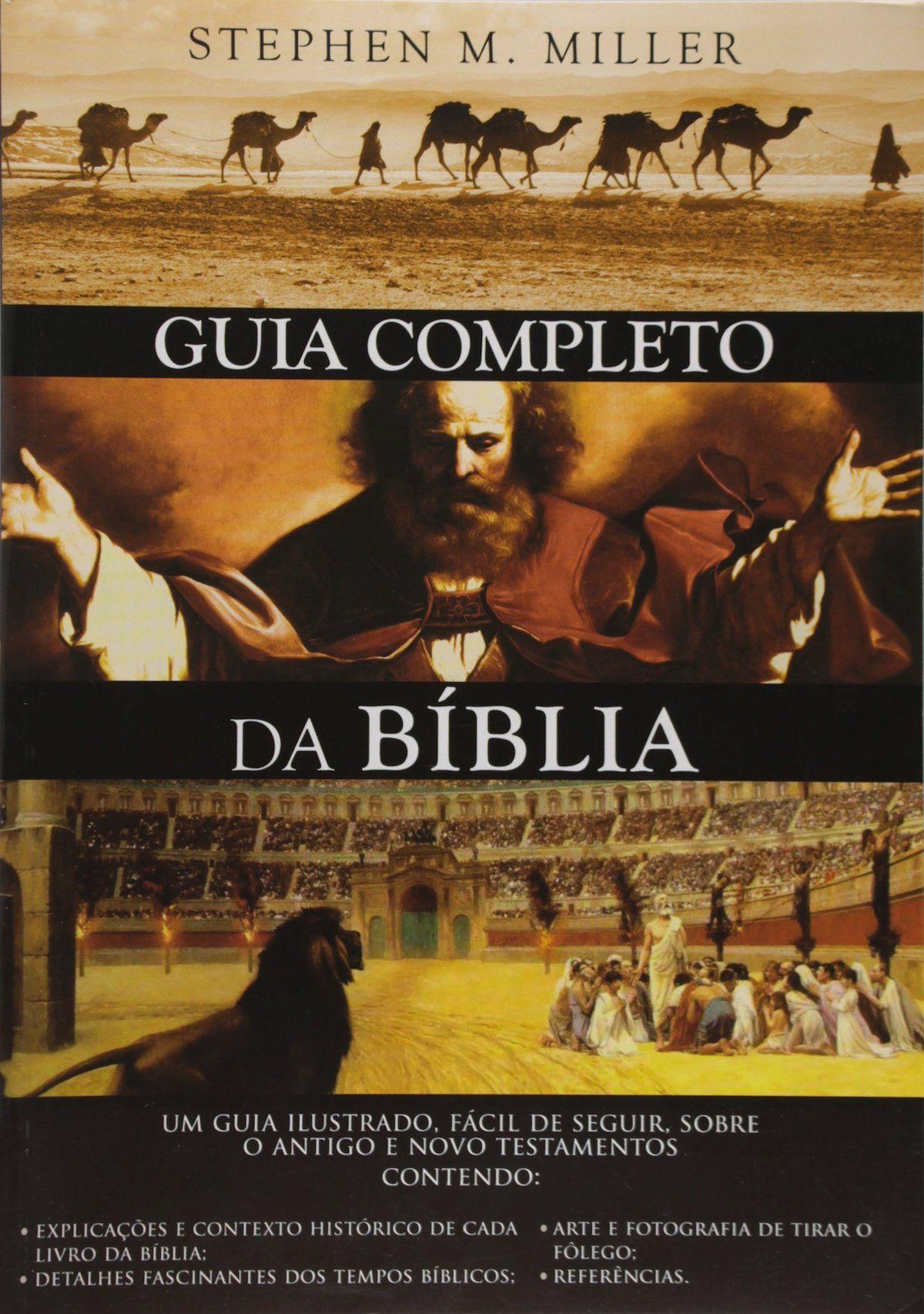 Livro Guia Completo da Bíblia  - Livraria Betel