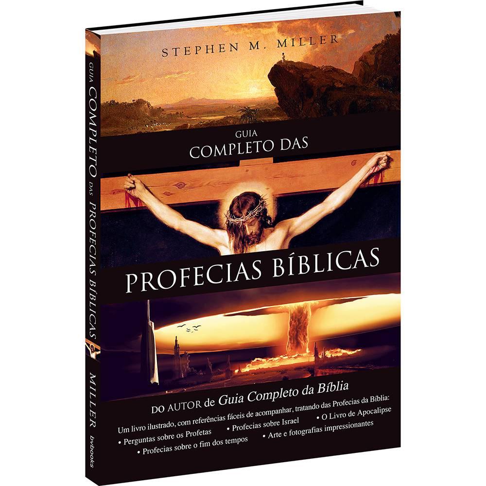 Livro Guia Completo das Profecias Bíblicas  - Livraria Betel