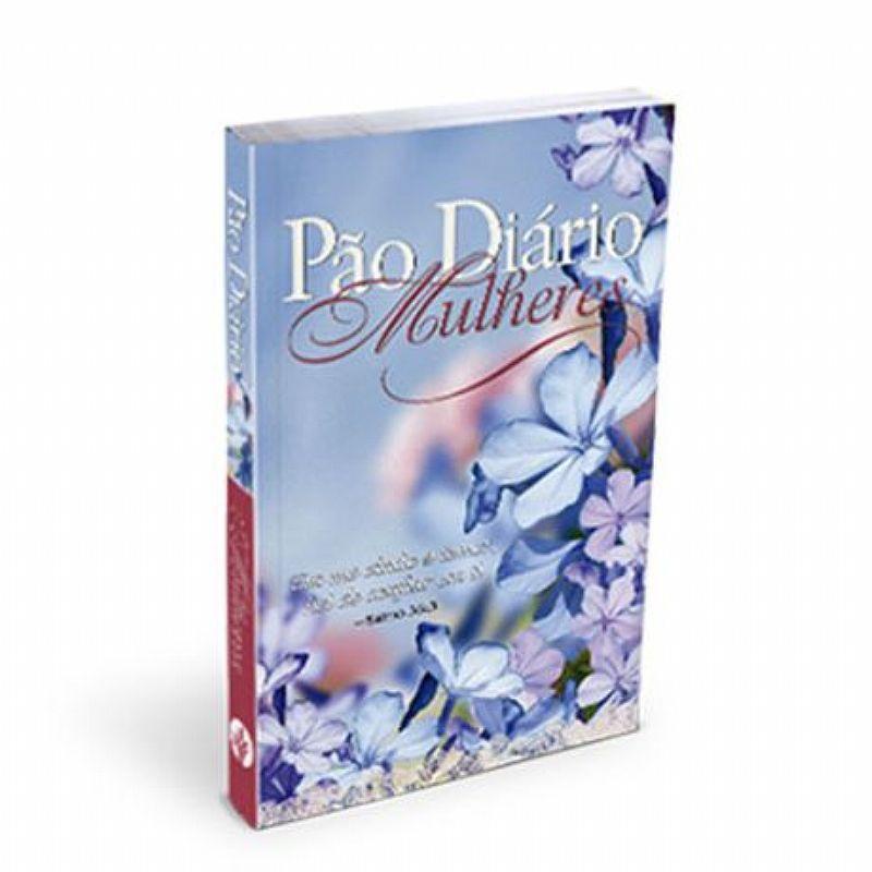 Livro Pão Diário Mulheres  - Livraria Betel