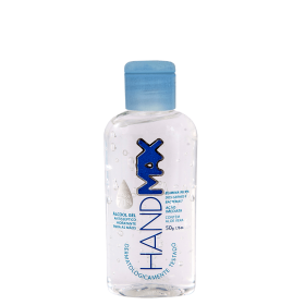 Álcool Gel Antisséptico Hidratante para as mãos Hand Max 50g