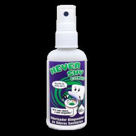 Bloqueador de odores sanitários Citrus Never Shy