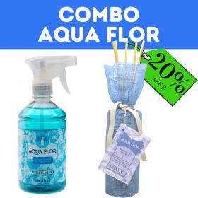 Combo Aqua Flor