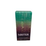 Deo Colônia Mister Jacques Burnier 100ml