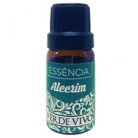Essência Alecrim Verde Vivo 10ml