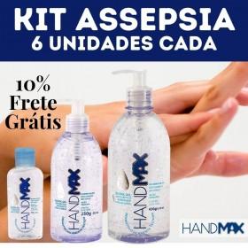 Kit Assepssia 6 un de cada