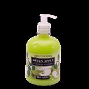 Liquid Soap Green Apple Sabonete Líquido com colágeno 500ml Jacques Burnier