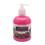 Liquid Soap Red Fruits Sabonete Líquido com Colágeno Jacques Burnier 500ml