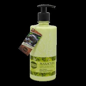 Loção Hidratante Desodorante Corporal Maracujá Amazônia Natural 500ml