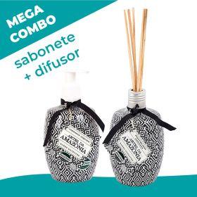Mega combo! Sabonete + Difusor Bambu Silvestre