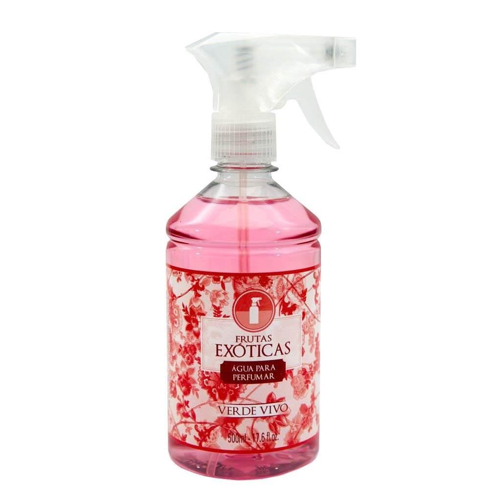 Água para Perfumar Frutas Exóticas 500ml