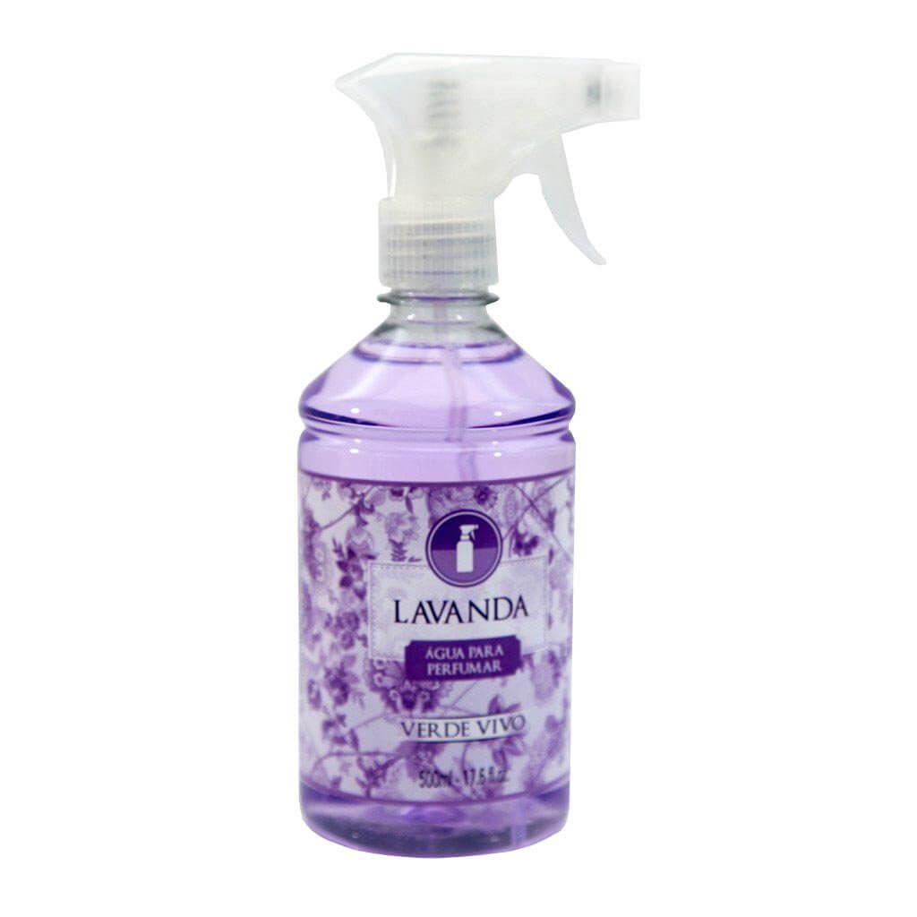 Água para Perfumar Lavanda 500ml