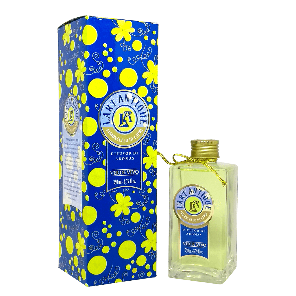 Difusor de Aromas L'art Antique Limoncelo di Capri 250ml