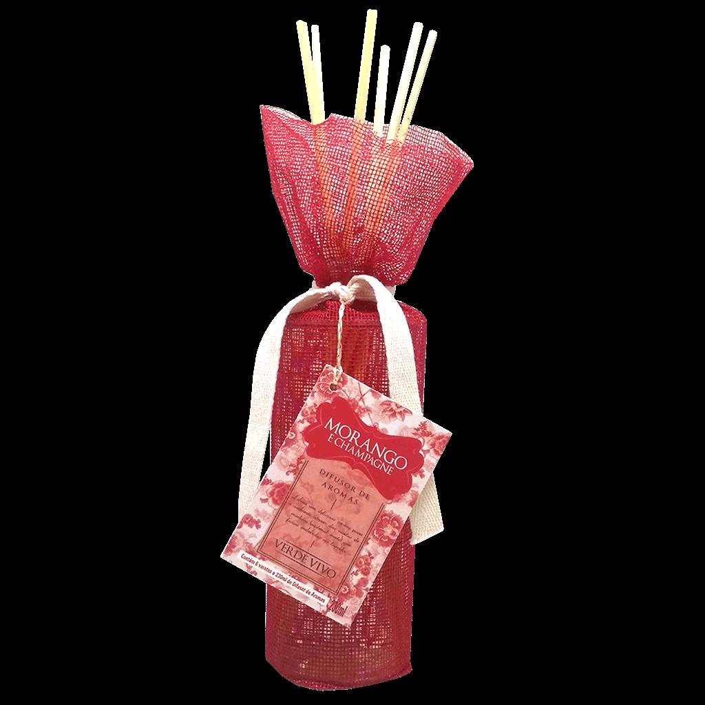 Difusor de Aromas Morango com Champagne 230ml