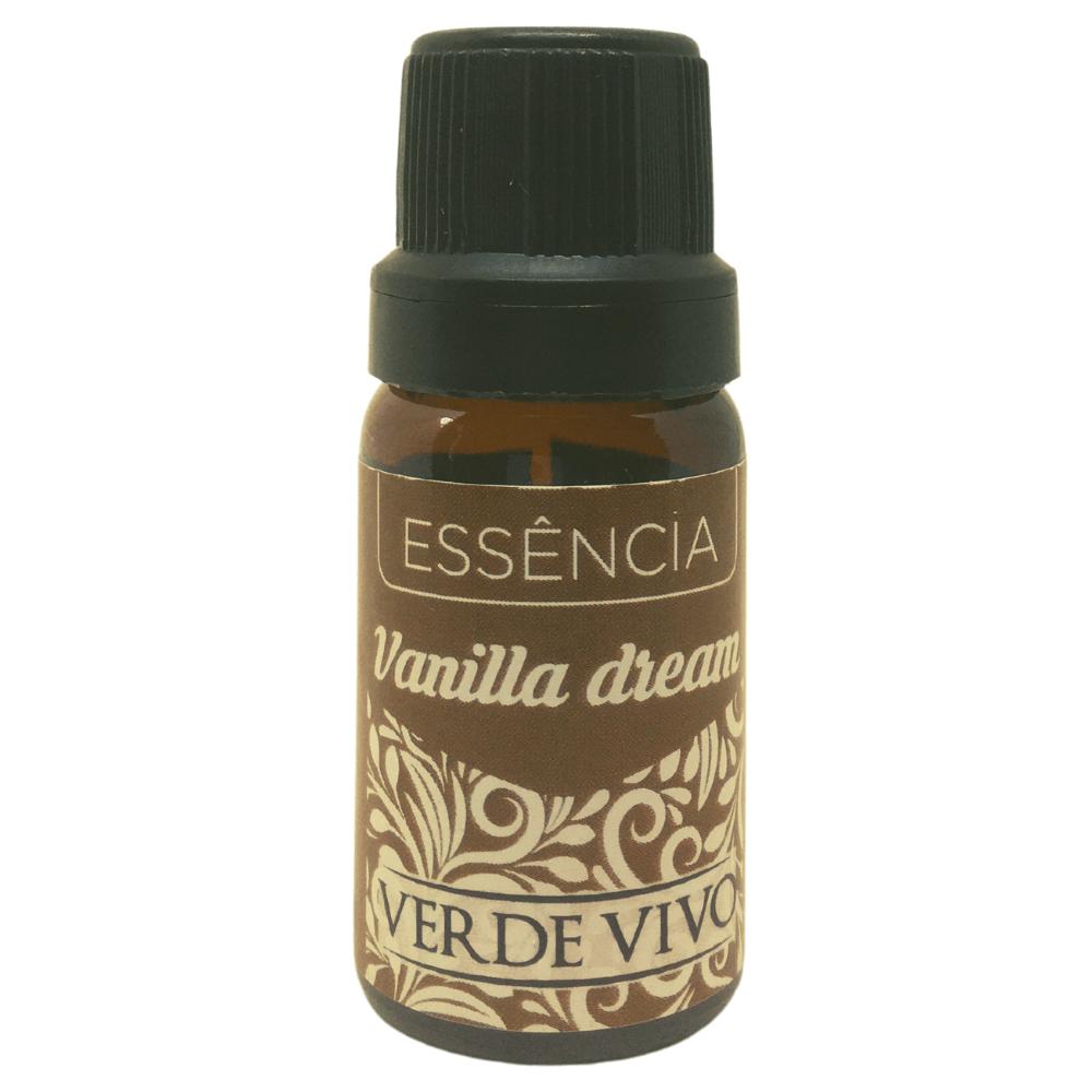 Essência Vanilla Dream Verde Vivo 10ml