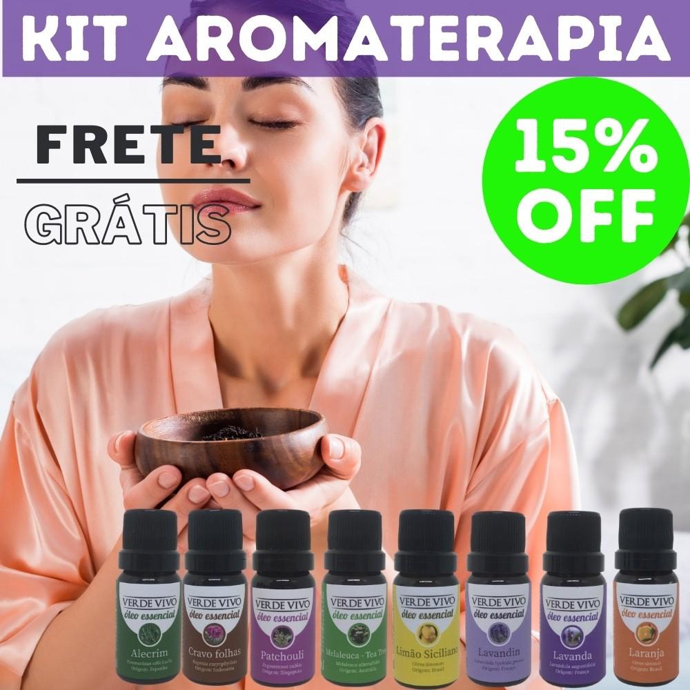 kit Aromaterapia