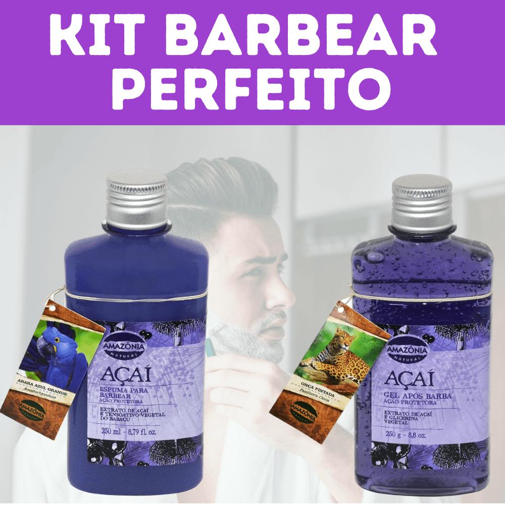 Kit Barbear Perfeito