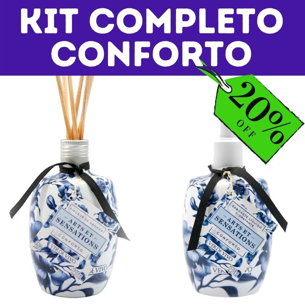 Kit Completo Conforto