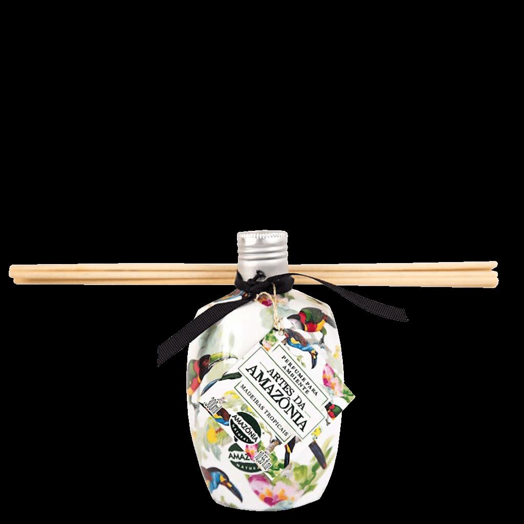 Kit Completo Madeiras Tropicais