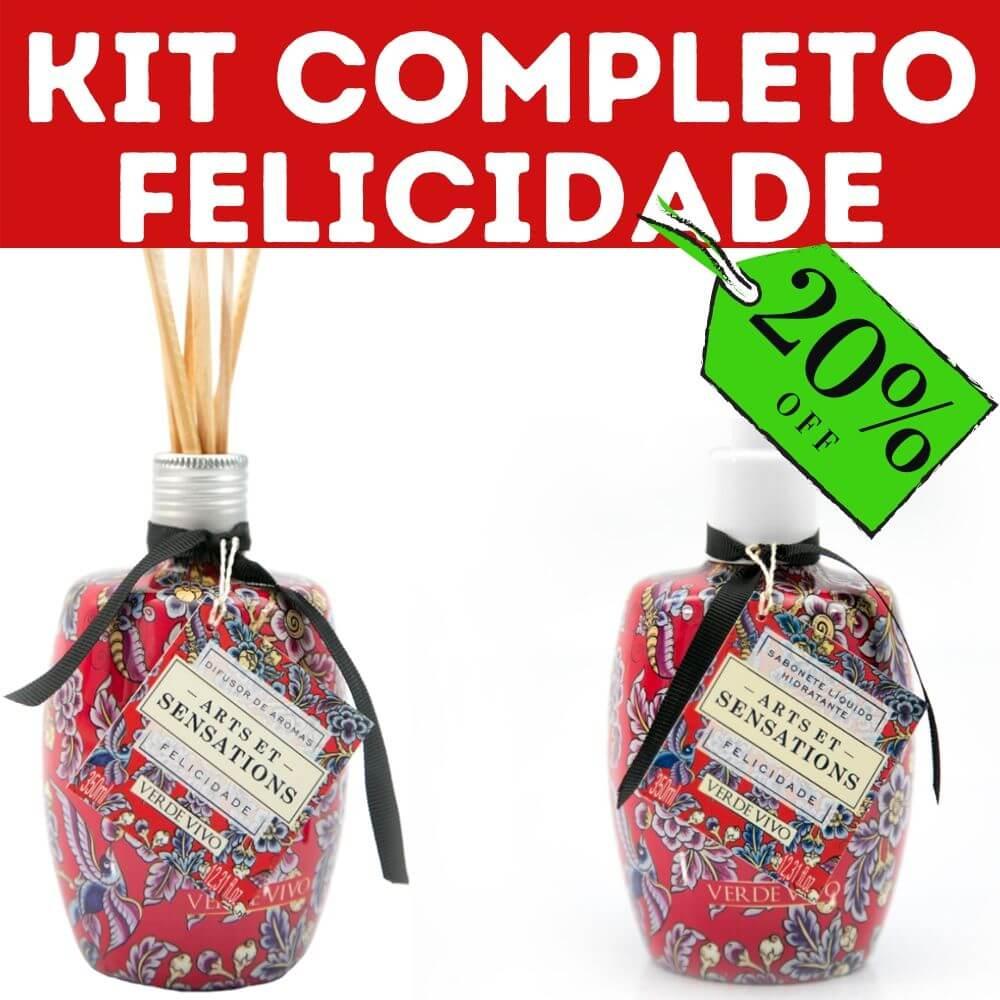 Kit Felicidade Completo