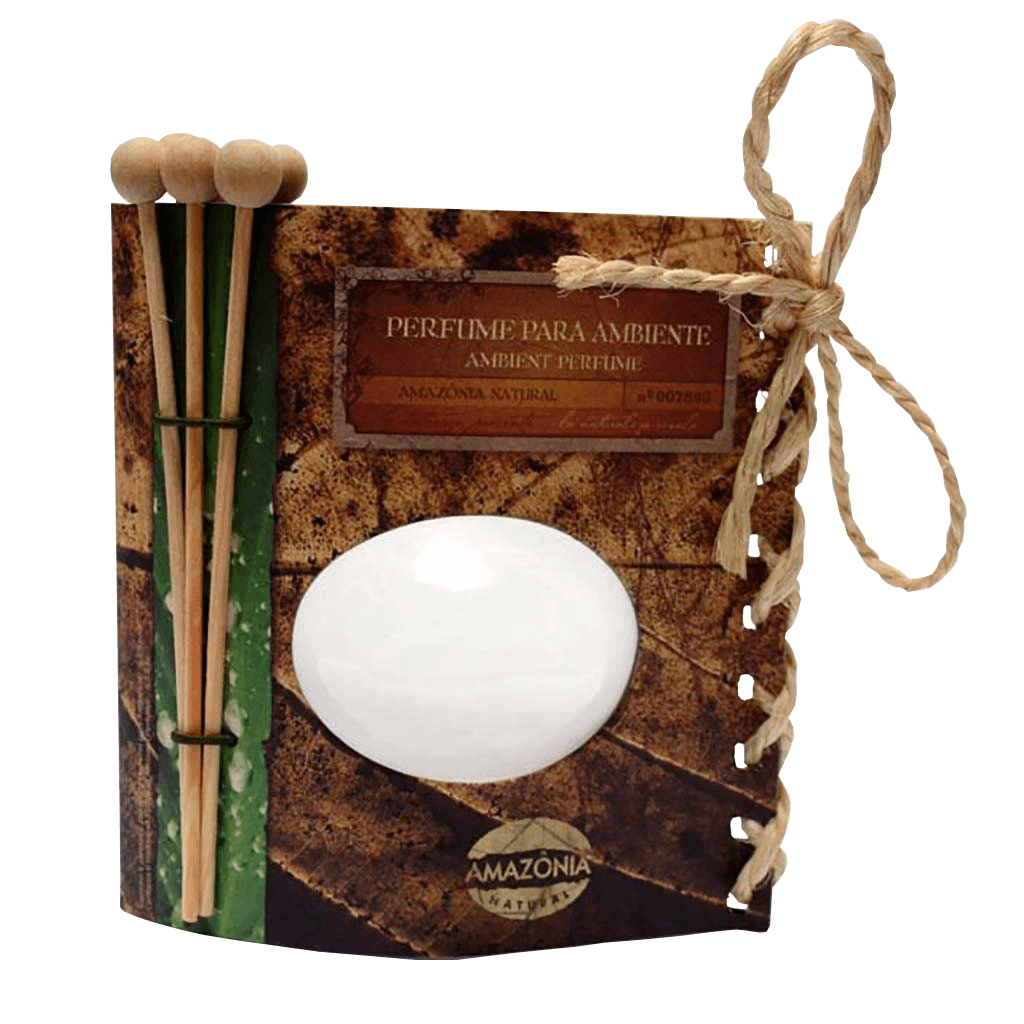 Perfume para Ambiente Andiroba Amazônia Natural 250 ml
