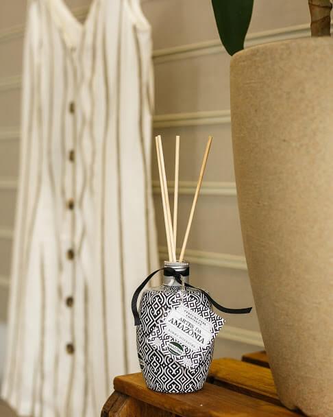 Perfume para Ambiente Bambu Silvestre Artes da Amazônia Amazônia Natural 300ml