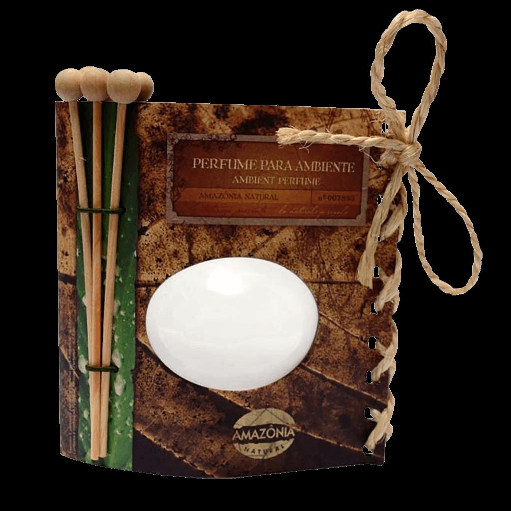 Perfume para Ambiente Castanha do Pará Amazônia Natural 250 ml