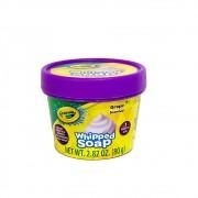 Sabonete Whipped Soap Roxo 80g Crayola