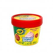 Sabonete Whipped Soap Vermelha 80g Crayola