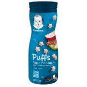 Biscoitinho Snack Puffs Apple Cinnamon 42g Gerber
