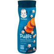 Biscoitinho Snack Puffs Batata Doce 42g Gerber