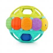 Bola Chocalho Flexi Ball +0m Bright Starts