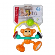 Brinquedo de Atividades Interativo Macaco +6m Infantino