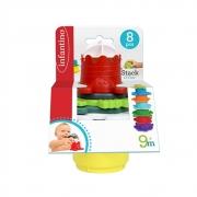 Brinquedo Pra Banho de Empilhar Interativo Infantino