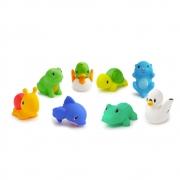 Brinquedos De Banho Lagoa C/8 Munchkin