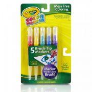 Canetas Pincéis Color Wonder Crayola