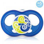 Chupeta Infinity +6meses Azul Nuk