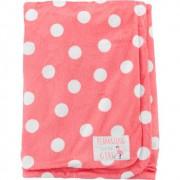 Cobertor Rosa Bolinhas Carters