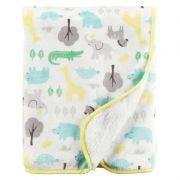Cobertor Safari Amarelo Carters
