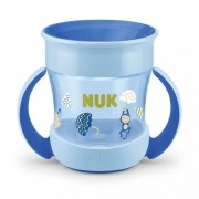 Copo Mini Magic Cup 360º 160ml +6m Azul Nuk