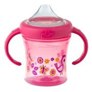 Copo My First Treinamento 200ml +6meses Rosa Nuk