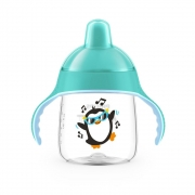 Copo Pinguim 260ml +9m Verde Philips Avent